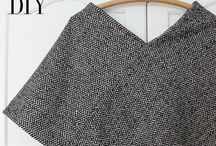 Sewing Poncho