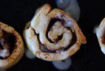 Baking Cinnamon Buns