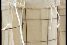 Sewing -   Basket Liners