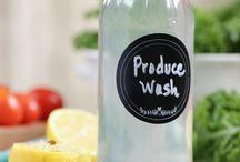 Soap- Fruit & Vegetable Wash
