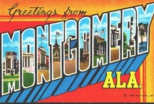 Montgomery, Alabama / Montgomery is home to the Warhawks and numerous other cool people, places and things.  / by Auburn University at Montgomery