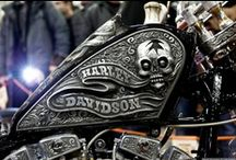 LOVIN' HARLEYS / This that I find interesting and love about HD...some things I can do in  different way and make it my own!...enjoy!!! / by Deneene Lloyd Krehlik