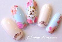 nails ...nails.. & nails / by Oana oana