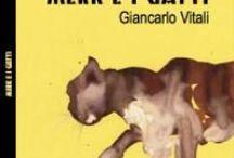 Merk e i gatti. Cats! / Le immagini del decimo titolo della Collana iVitali - scritti di Andrea Vitali e opere di Giancarlo Vitali.