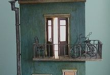 Doll house / by Marguerite Haley