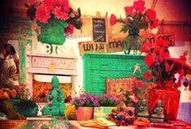Ibiza! / Haal kleur en sfeer in huis! Vrolijke pasteltinten maken de Ibizastyle compleet. Bij Ma Maison bieden wij hier een breed assortiment aan van kleine accessoires tot grote gerestylede kasten.