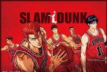 TV ANIMATION SLAM DUNK / Serie Anime