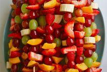 Food / Fruit - smoothie - chocolate - cookies - drink - recepten