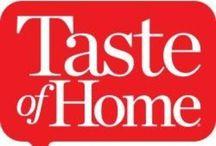 Tasteofhome.com*** / by Donna Divis