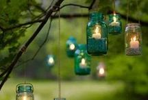 UPCYCLE ♥ RECYCLE!l / All the second chances we can give to glass and metal containers :D