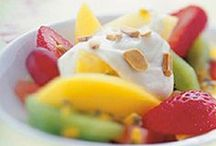 Healthy Recipes / From breakfast to dessert, why not try something healthy and new?