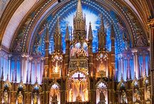 Quebec / My memories of Montreal and Quebec