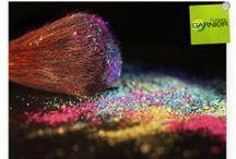 Arco Iris Garnier / Un poco de color para complementar tu coloración.