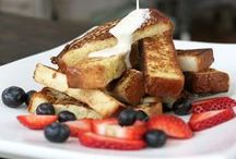 French Toast Feast / Anyone who's tried it knows: KING'S HAWAIIAN makes the best French Toast!  / by King's Hawaiian