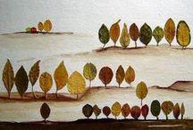 Feuilles / Leaves