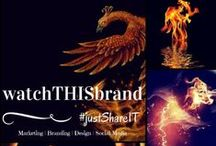 #watchTHISbrand / #watchTHISbrand | famously famous | Grow it | Build it | Boost it | Show it | Shine it | Watch it | See it | Hear it | Love it | Want it | Get it | BRAND ★