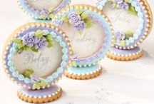Galletas decoradas/Cookies decorating