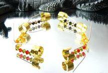 Collection Cristal Swarovski / Retrouvez l'ensemble de mes bijoux en cristal de Swarovski.