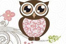 gufi owls / Gufi owls