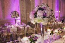 Flowers & Centerpieces - Music Man Entertainment Wedding Receptions / Music Man Entertainment - Wedding Flowers & Centerpieces  www.MusicManEntertainment.com / 518-842-4065