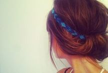 Hair & Fashion / by Maggie Lotz