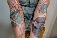 Tattoo Love / by Maggie Lotz