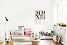 Living rooms / Salones
