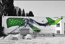 Land Art & Urban Art / Arte urbano y paisaje