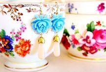jewellery and jewellery storage ideas