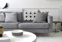 Our House / #home, #livingroom, #bedrooms, #bathrooms, #restrooms, #baños, #dormitorios, mi hogar soñado, ideas para el hogar, diseño de hambientes / by Rula