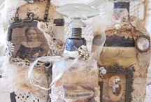 Altered Art, Mixed Media / by Pendra's Place