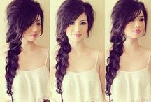 Hairstyles  / by Kilee Stepper