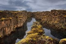 Iceland nature / Iceland is a nature-lovers paradise.  It's clean, unspoiled and exotic - a definite must-see!