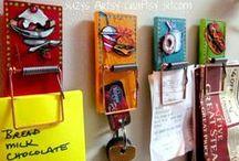 Craft Ideas / by Cathy Demkiw