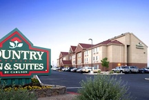 New Mexico, USA / Country Inn & Suites by Carlson  / by Country Inns & Suites