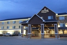 Kansas, USA / Country Inn & Suites By Carlson / by Country Inns & Suites By Carlson