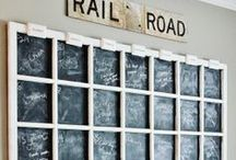 Chalkboard ideas / by Pendra's Place