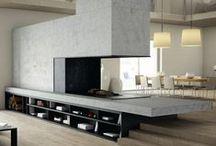 Fireplace / Chimeneas