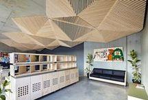 Ceilings / Techos