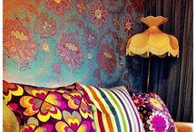 Bohemian Interior Design / by Can-Do Girl Design