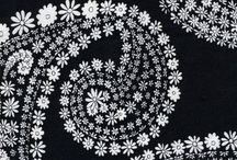 Fabric - Paisley Prints / by Can-Do Girl Design
