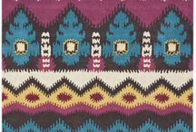 Fabric - Tribal / by Can-Do Girl Design