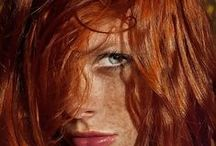 Red Hot Redhead / Exquisite, fascinating, radiant ravishing red hot readheads.