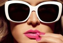 Pretty & Provocative / Inspired by our brand new Lip Colour Collection - Pretty & Provocative. Gorgeous shades for Fall 2013.