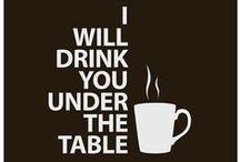 COFFEE makes me smile : ) / by Michelle Estrada