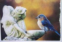 Angels, Faeries & Mermaids... / by Shari Sellers Campbell