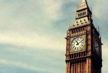 Travel: UK//Ireland / by Madeline Whisler