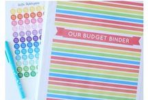 budgeting & finance / a collection of budgeting advice.