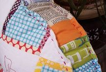 """Sewing """"stuff"""" / Not quilts"""