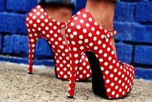 Hoge hakken - High Heels / De schoenen voor toekomstige klanten ;) Voeten Centraal
